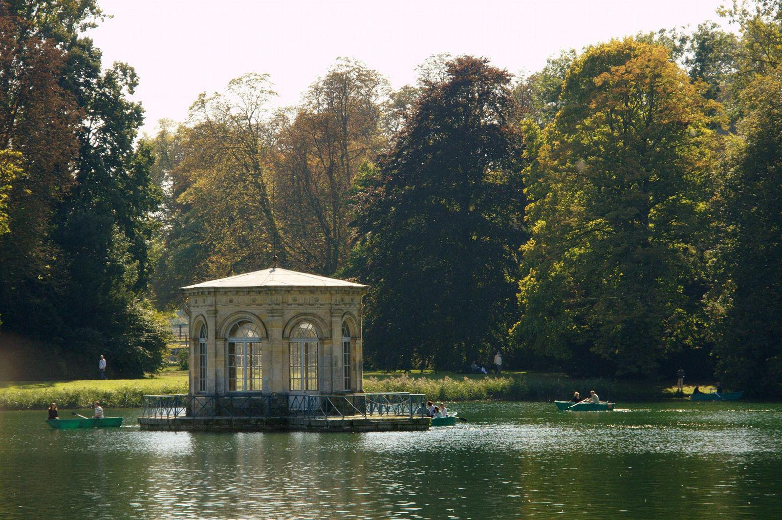 Jardins-Palais de Fontainebleau