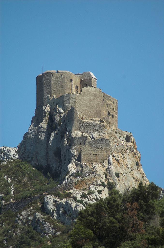 Château de Quéribus_Cucugnan