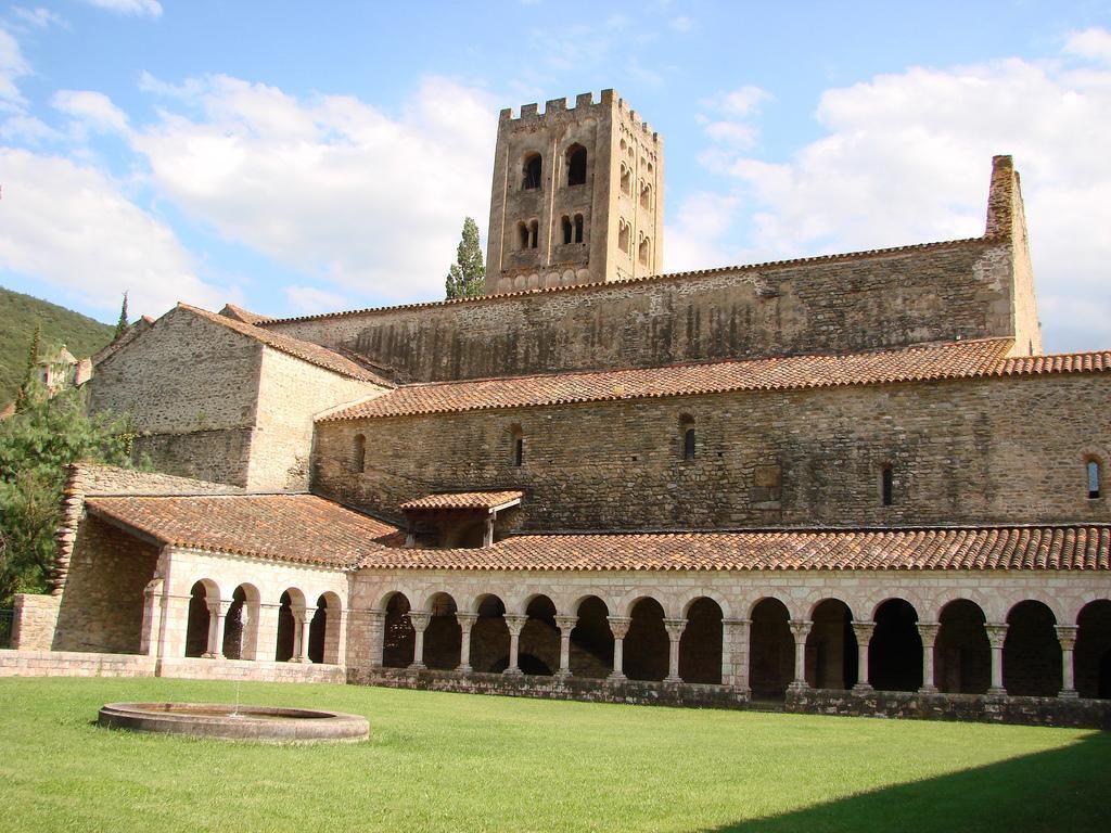 Abbaye Saint-Michel de Cuxa_Taurinya