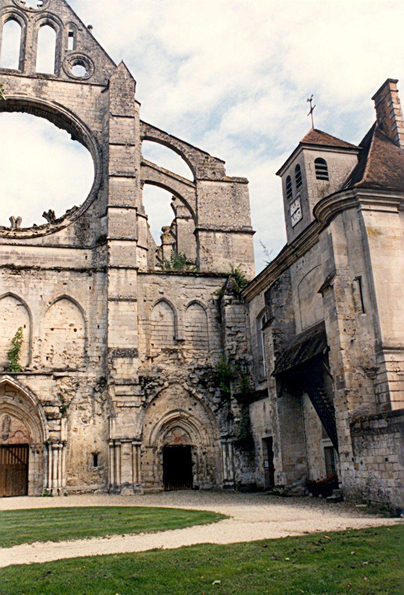 Abbaye de LONGPONT_Longpont