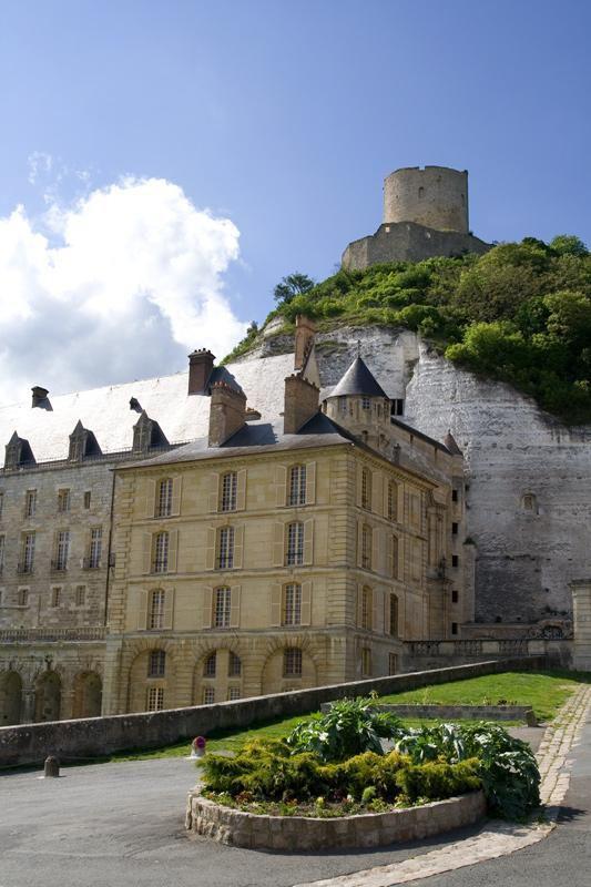 Château de Roche-Guyon_La Roche-Guyon