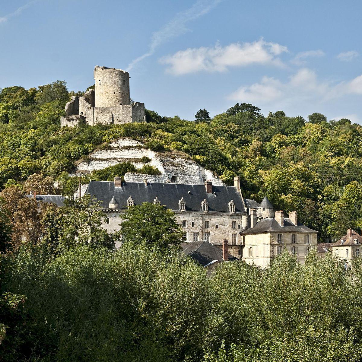 Château de Roche-Guyon_La Roche-Guyon (1)