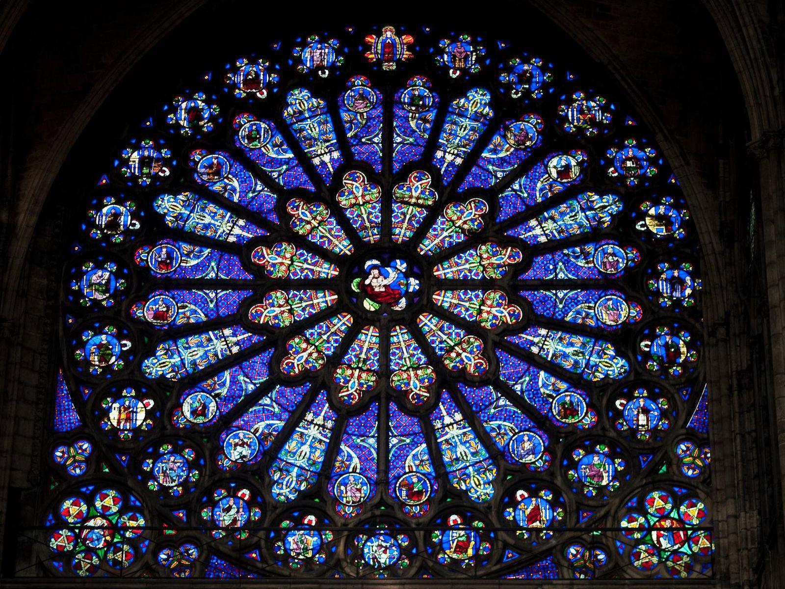 La Basilique de Saint-Denis (1)