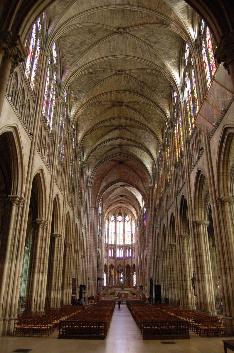 Basilique Cathédrale de Saint-Denis_Saint-Denis (2)