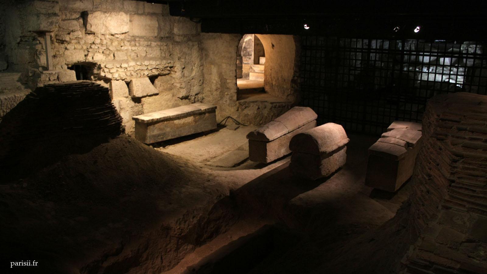 Crypte-Basilique de Saint-Denis