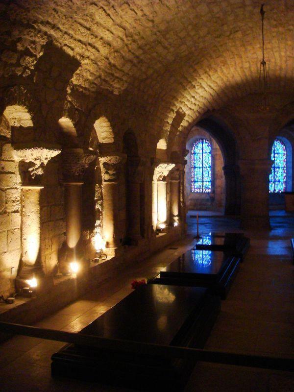 Crypte-Basilique de Saint-Denis (1)