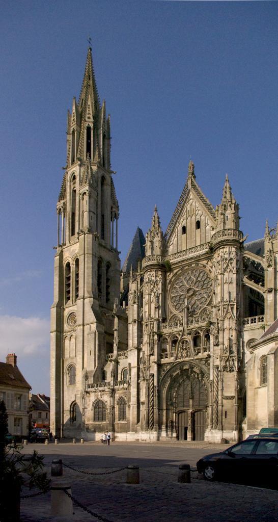 Cathédrale Notre-Dame_Senlis