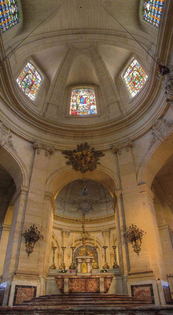 Cathédrale Saint-Louis_Versailles (1)