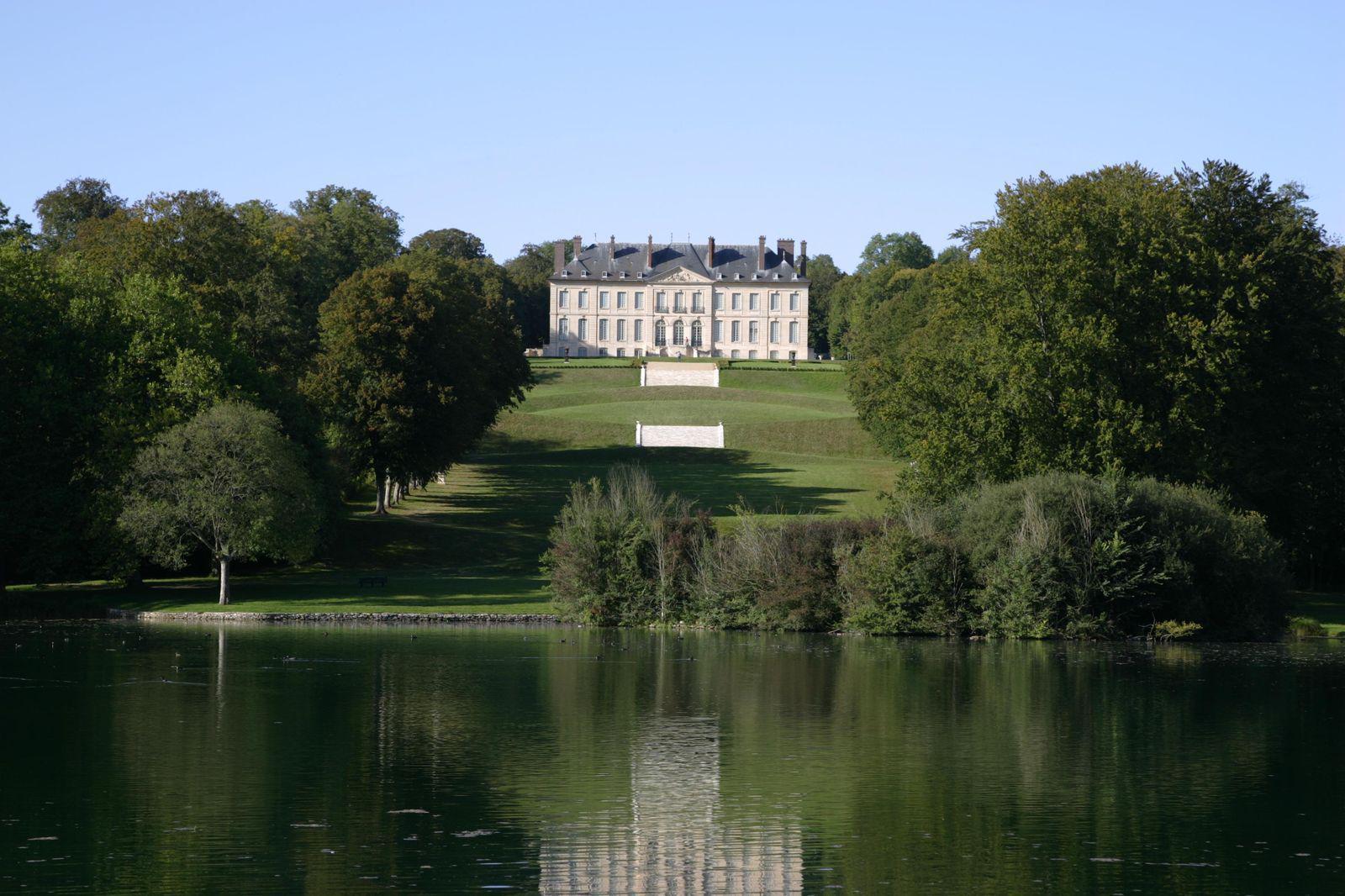 Domaine de Villarceaux_Chaussy