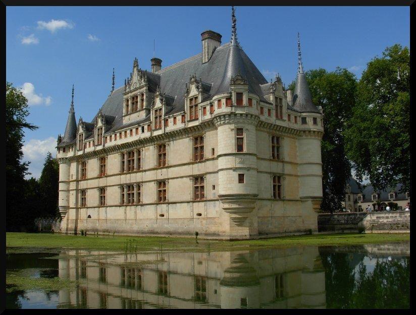 Château d'Azay le Rideau_Azay le Rideau