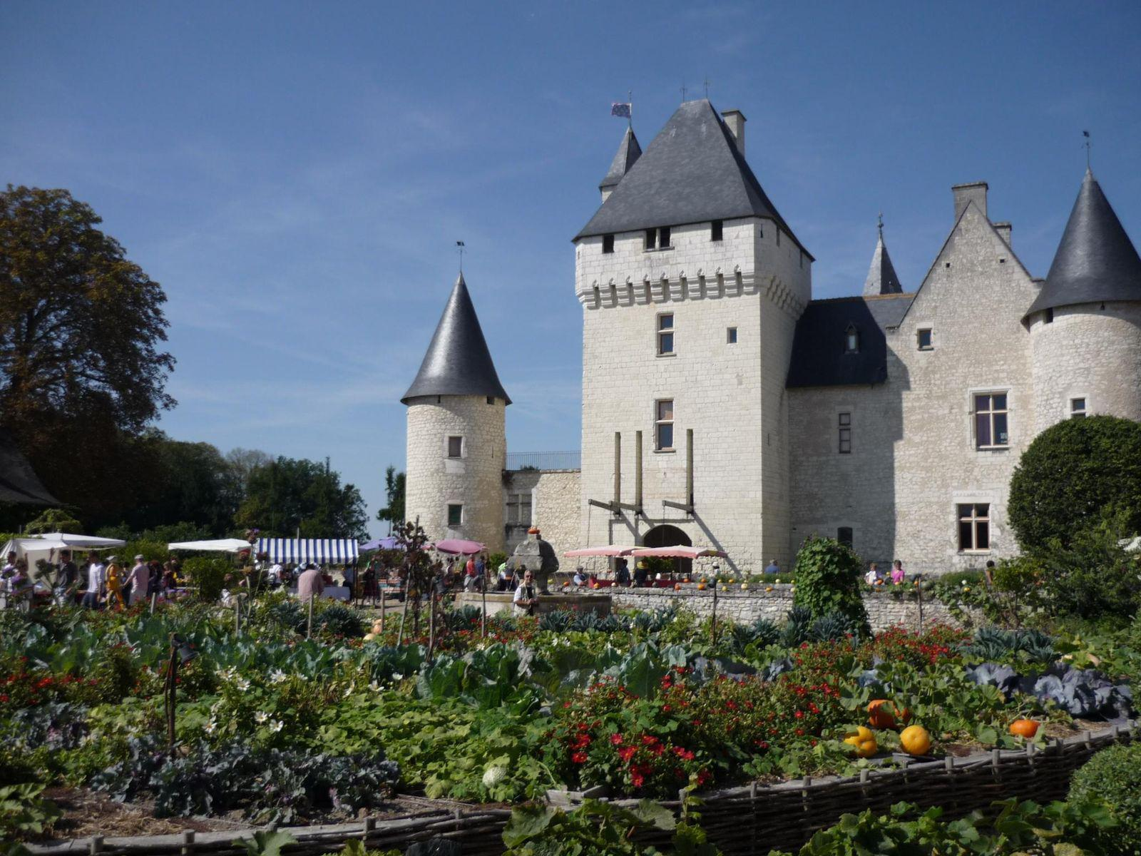 Château et jardins du Rivau_Chinon