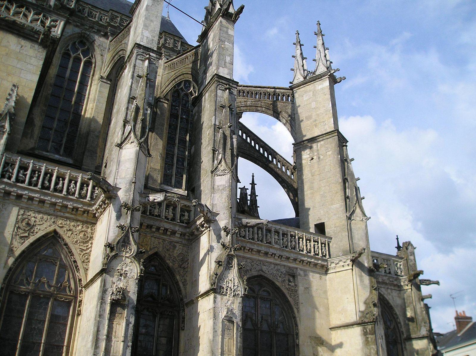 Eglise Notre Dame des Marais_La Ferté Bernard