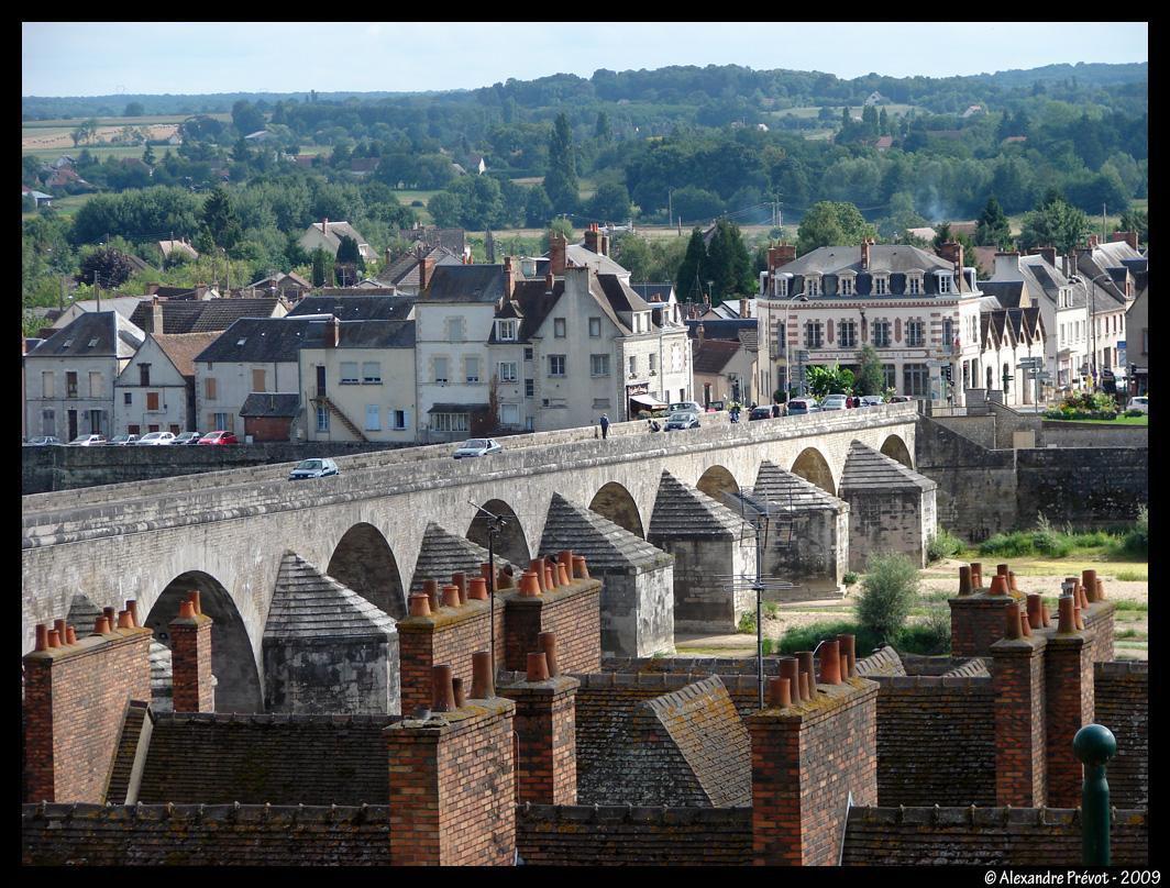 Vieux pont de_Gien