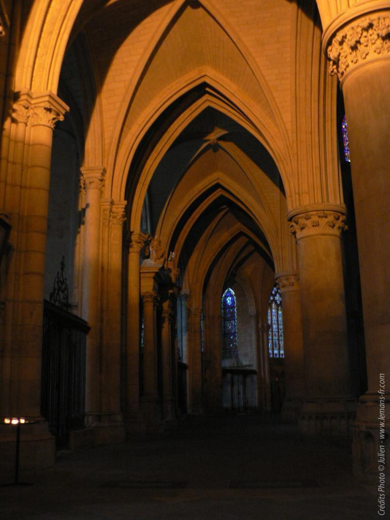 Cathédrale Saint Julien_Le Mans