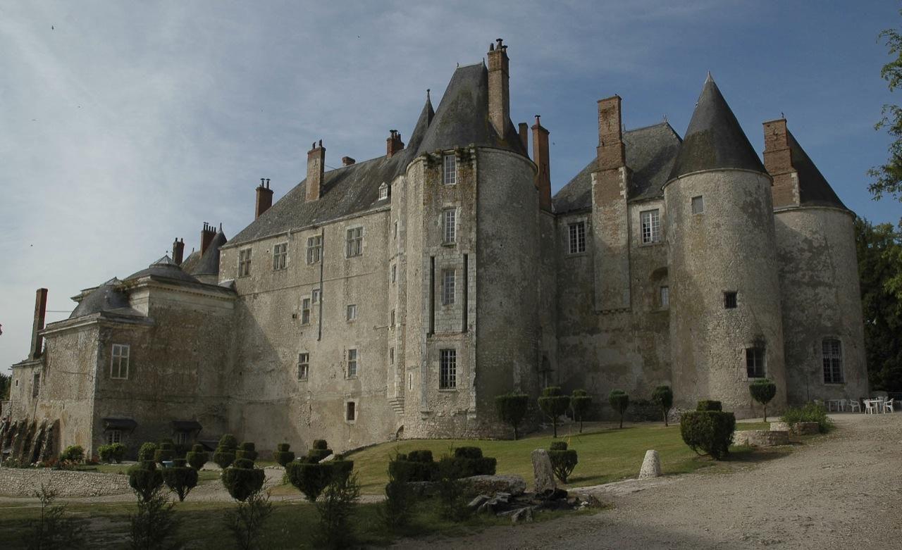 Château_Meung sur Loire