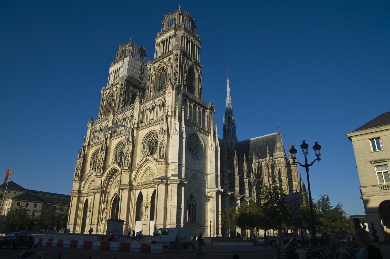 Cathédrale Sainte Croix_Orléans