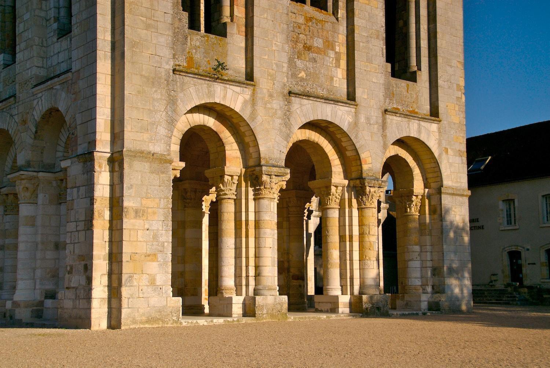 Basilique_Saint Benoit sur Loire