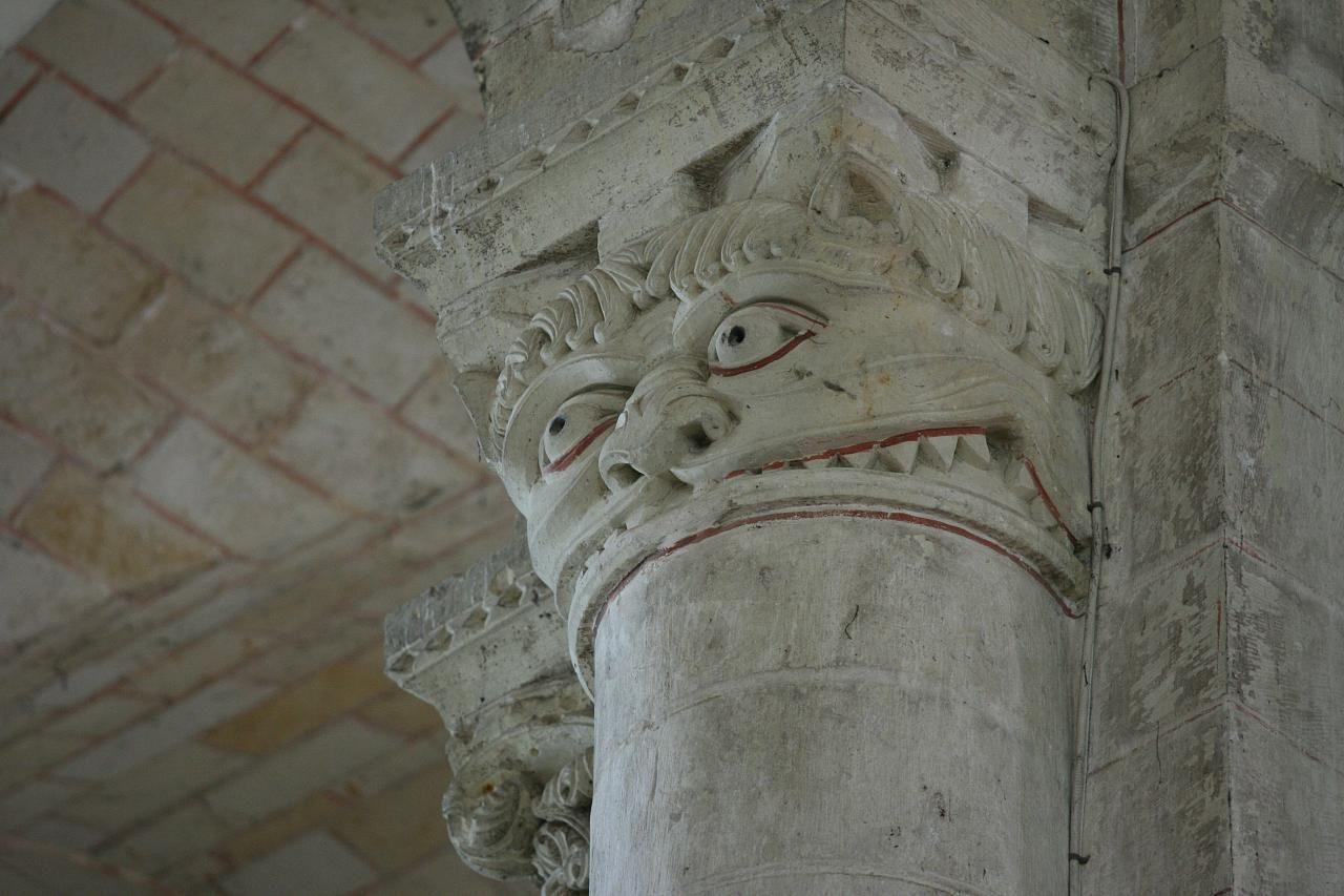 Eglise de Cunault_Saumur