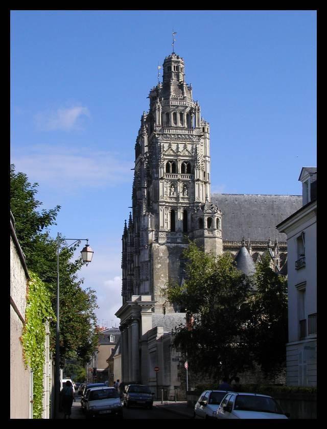 Cathédrale Saint Gatien_Tours