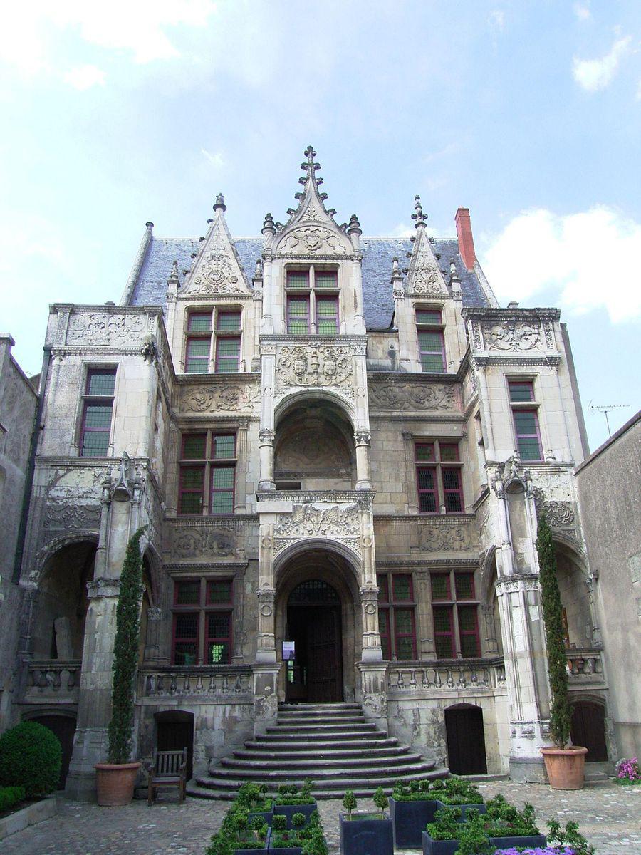 Musée de l'hôtel Goüin_Tours