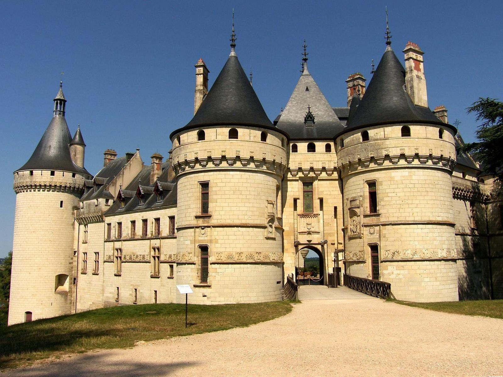 Château_Chaumont sur Loire