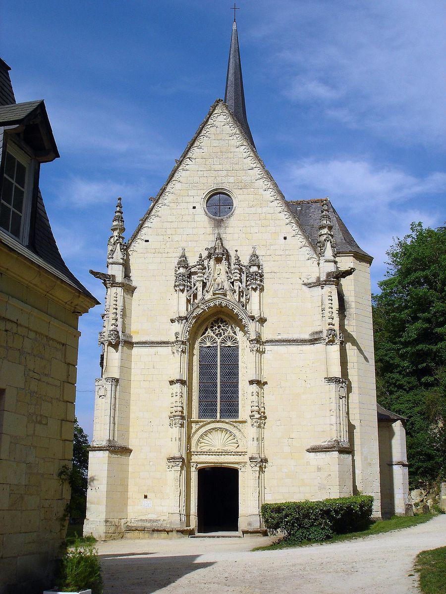 Chapelle du Château d'Ussé_Rigny