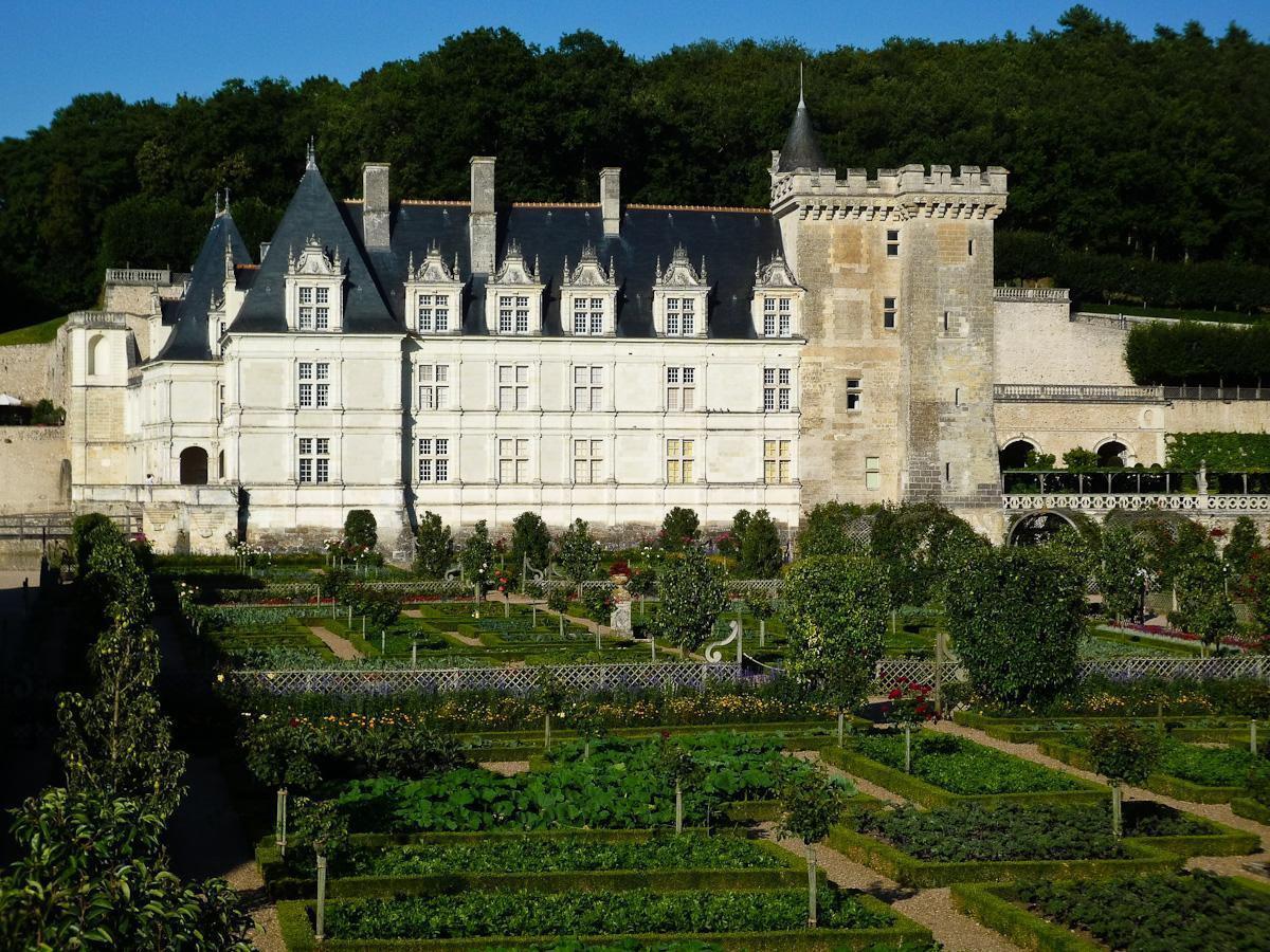 Jardins et château_Villandry (1)