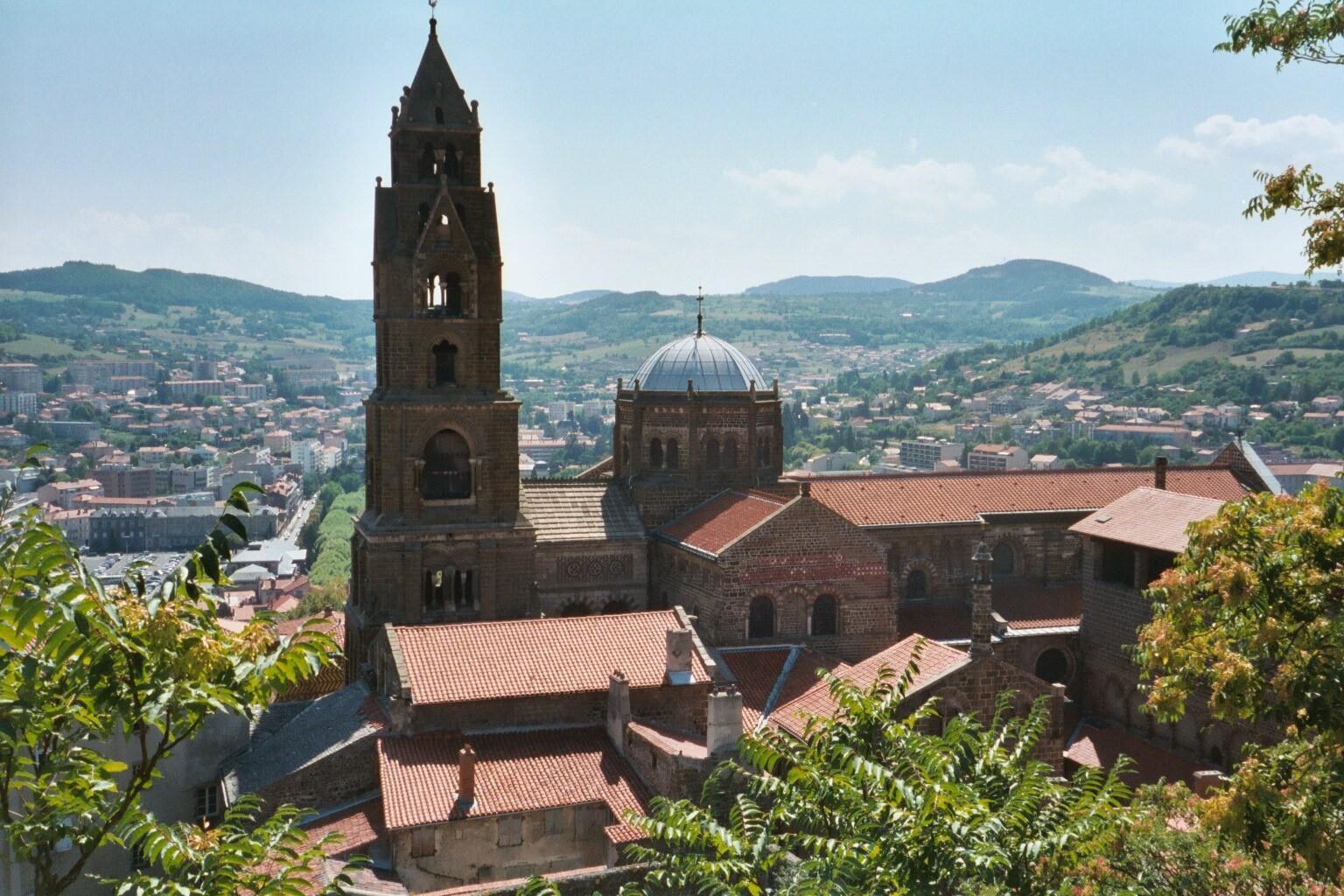 Cathedrale_Le Puy en Velay