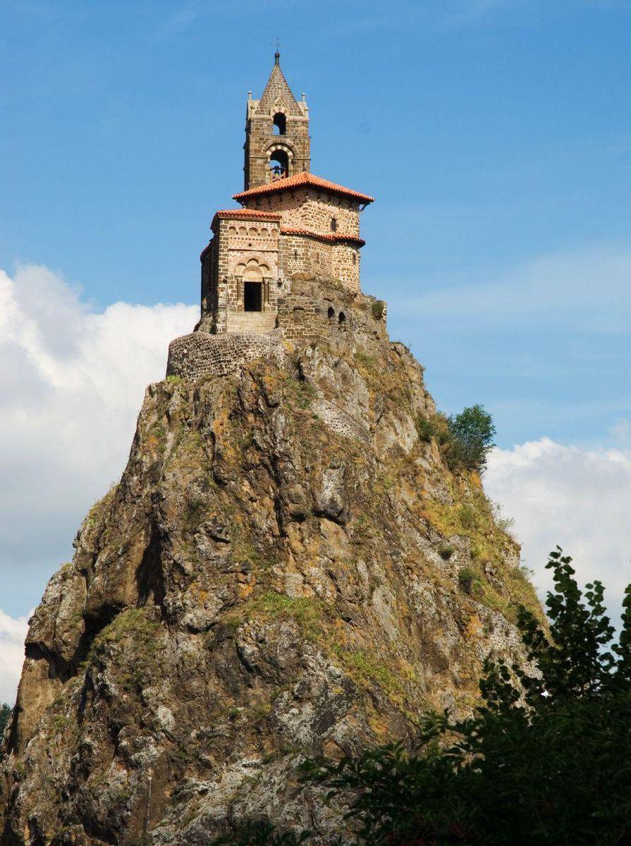 Saint-Michel d'Aiguilhe_Le Puy-en-Velay