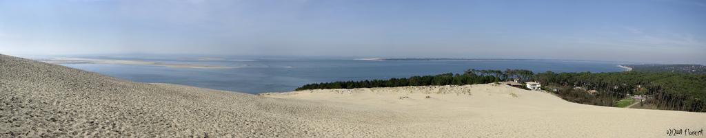 Panorama dune du Pilat_La Teste-de-Buch