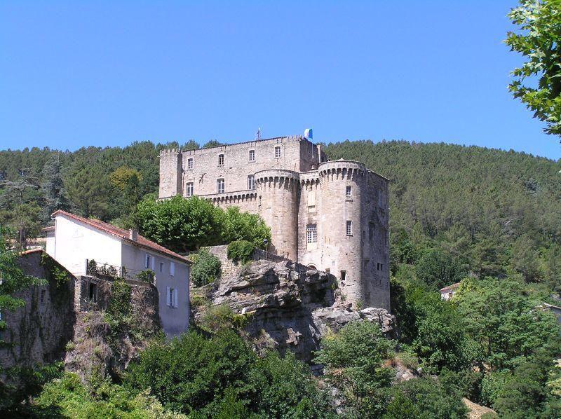 château_Largentière