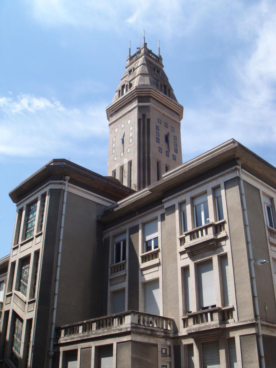 Hôtel de ville Art Déco_Privas
