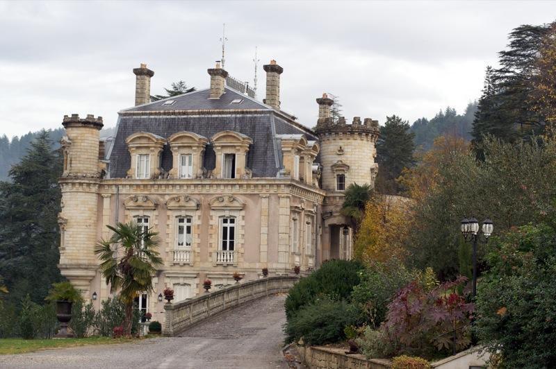 Château Clément_Vals les Bains