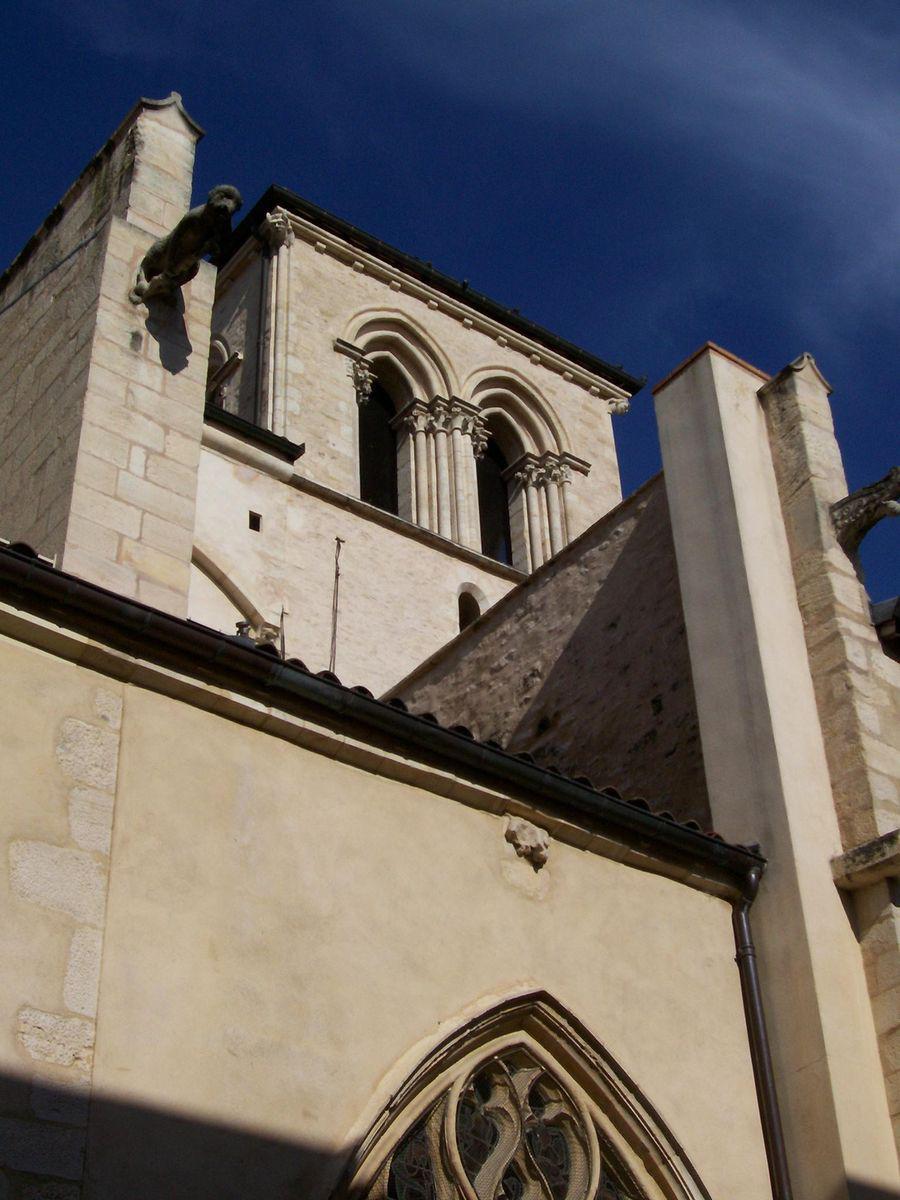 Clocher_Villefranche sur Saône