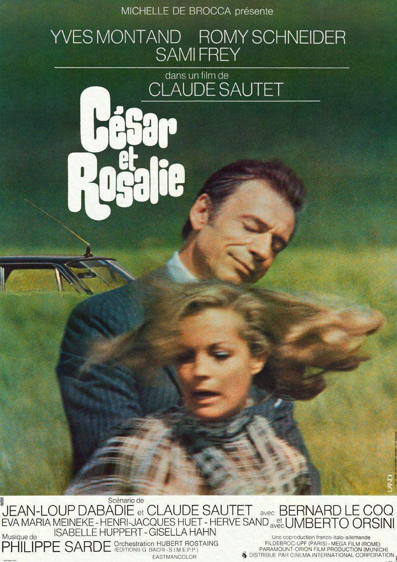 Image : César et Rosalie : lieu de tournage