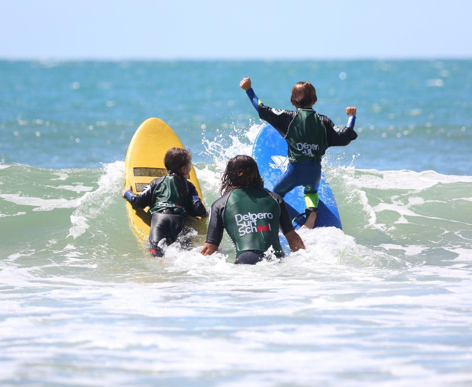Delpero Surf Exeprience