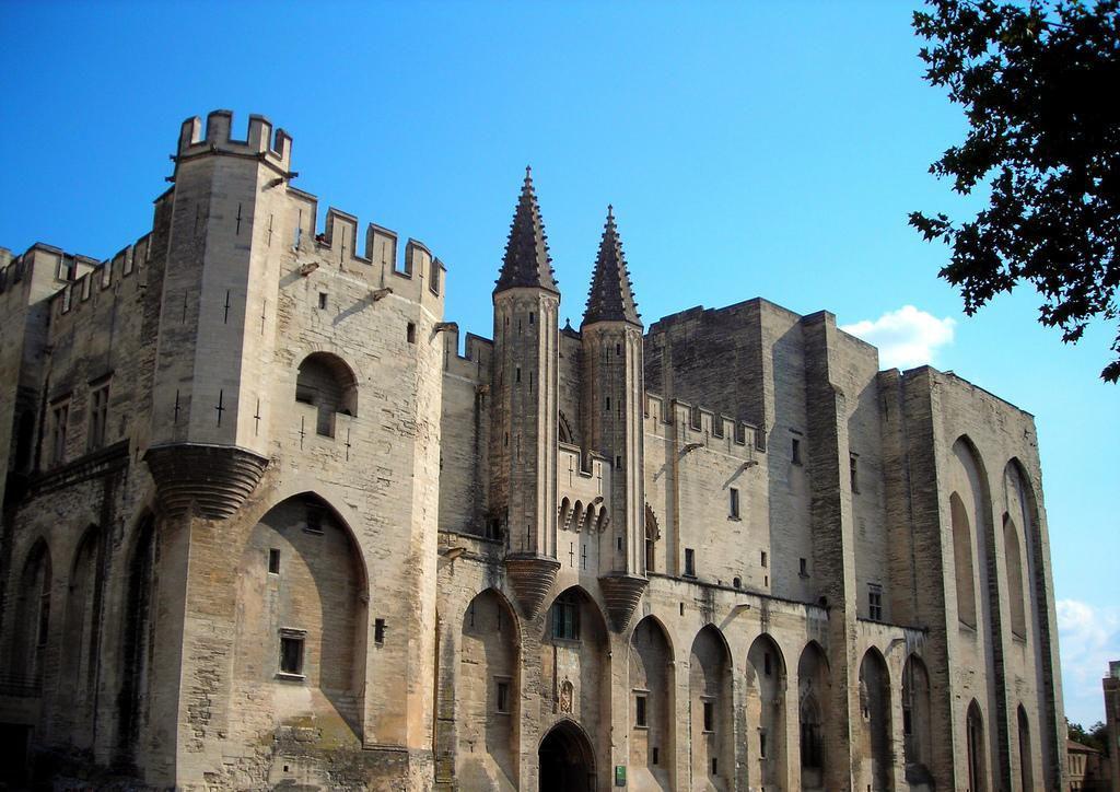 Le Palais des Papes_Avignon (2)