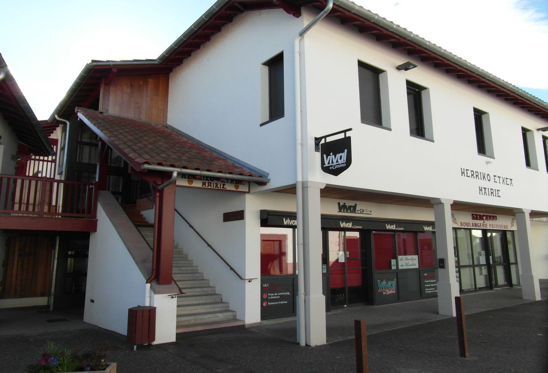 Mairie de Saint Jean le Vieux