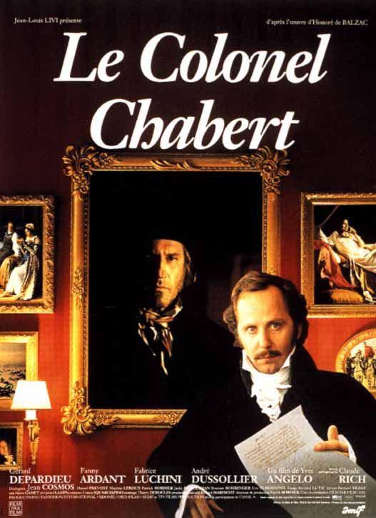 Image : Le Colonel Chabert : lieu de tournage