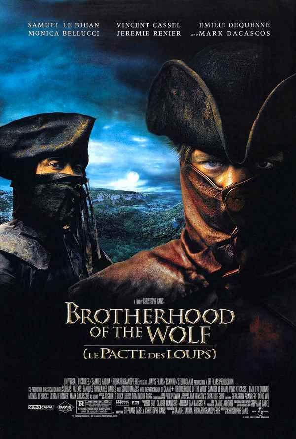 Image : Le pacte des loups : lieu de tournage