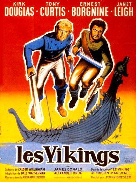 Image : Les Vikings : lieu de tournage