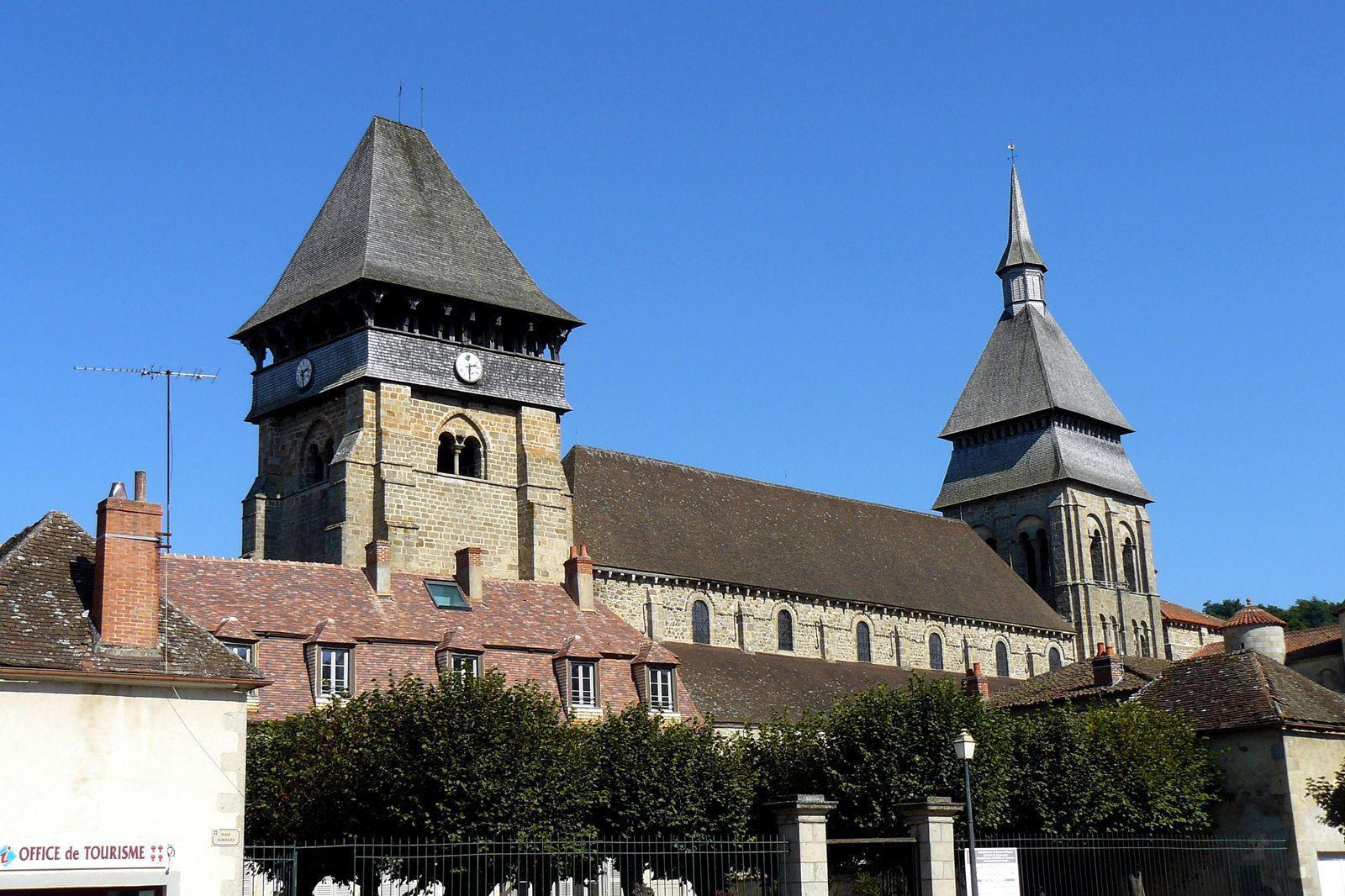 Abbatiale Sainte-Valérie_Chambon-sur-Voueize