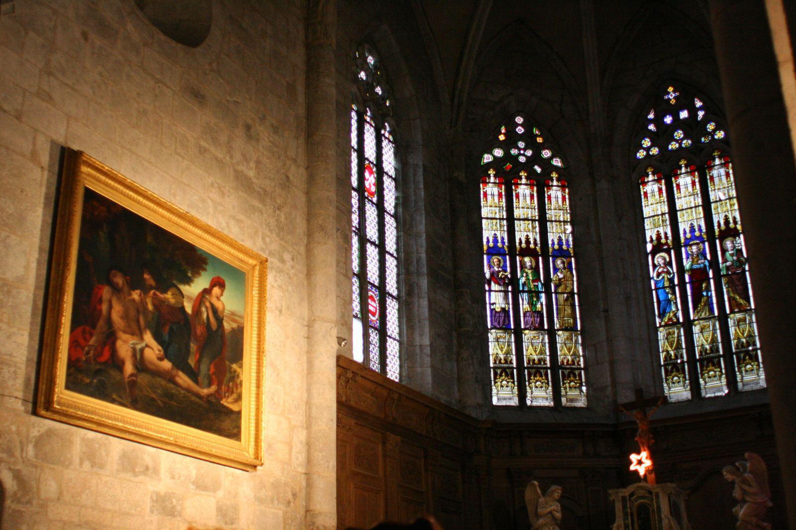 Abbatiale Saint-Michel_Nantua