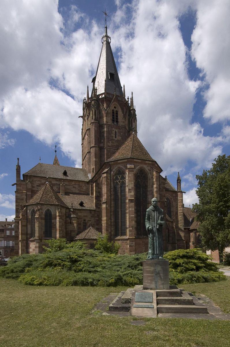 Abbatiale Sts Pierre et Paul_Wissembourg