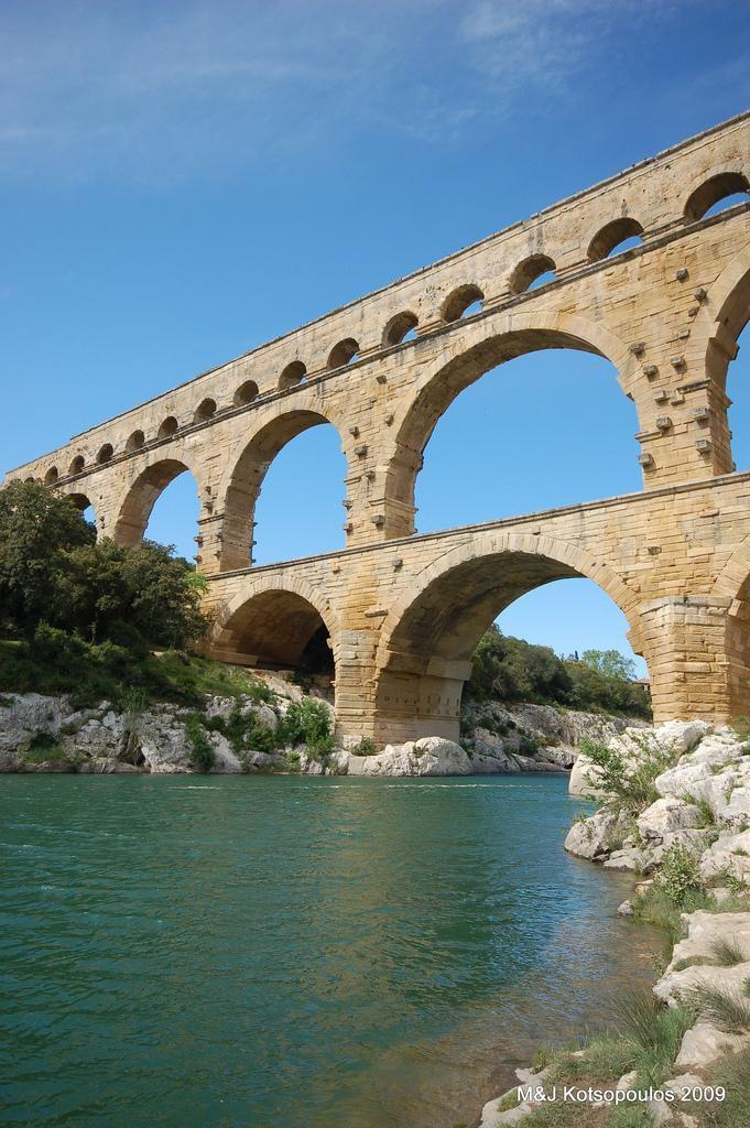 Pont du Gard_Nîmes