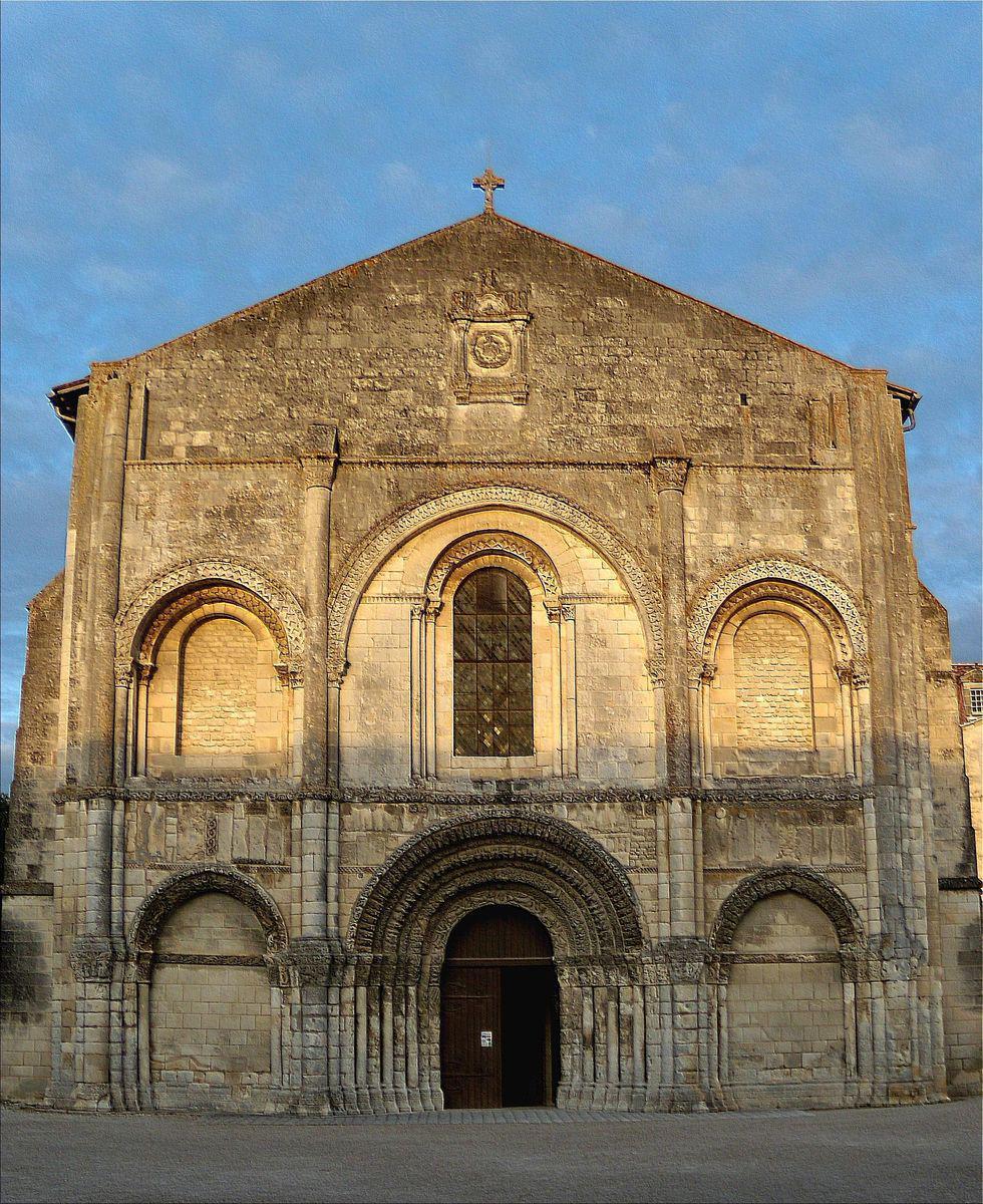 Abbaye aux Dames_Saintes