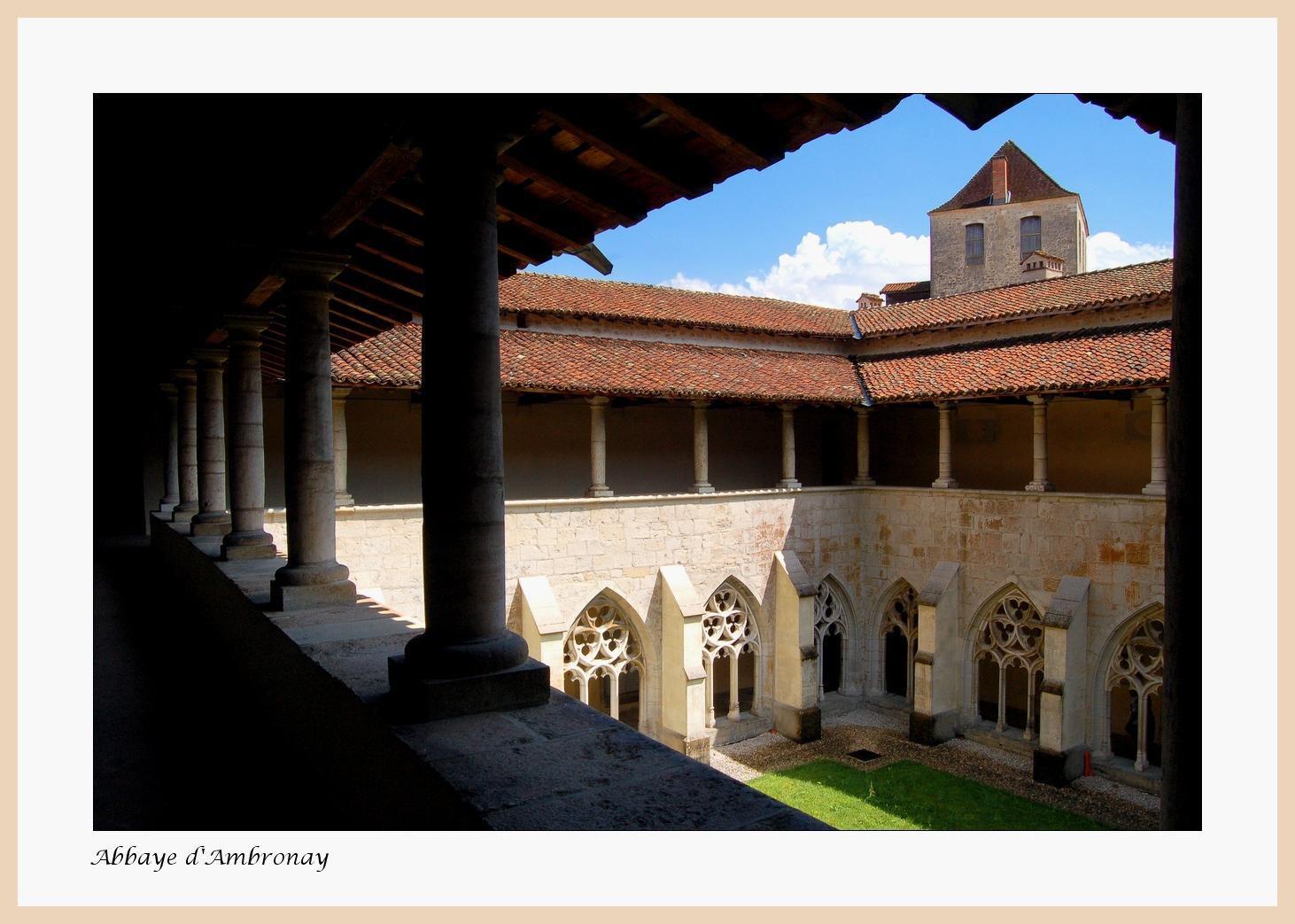 Abbaye Bénédictine_Ambronay