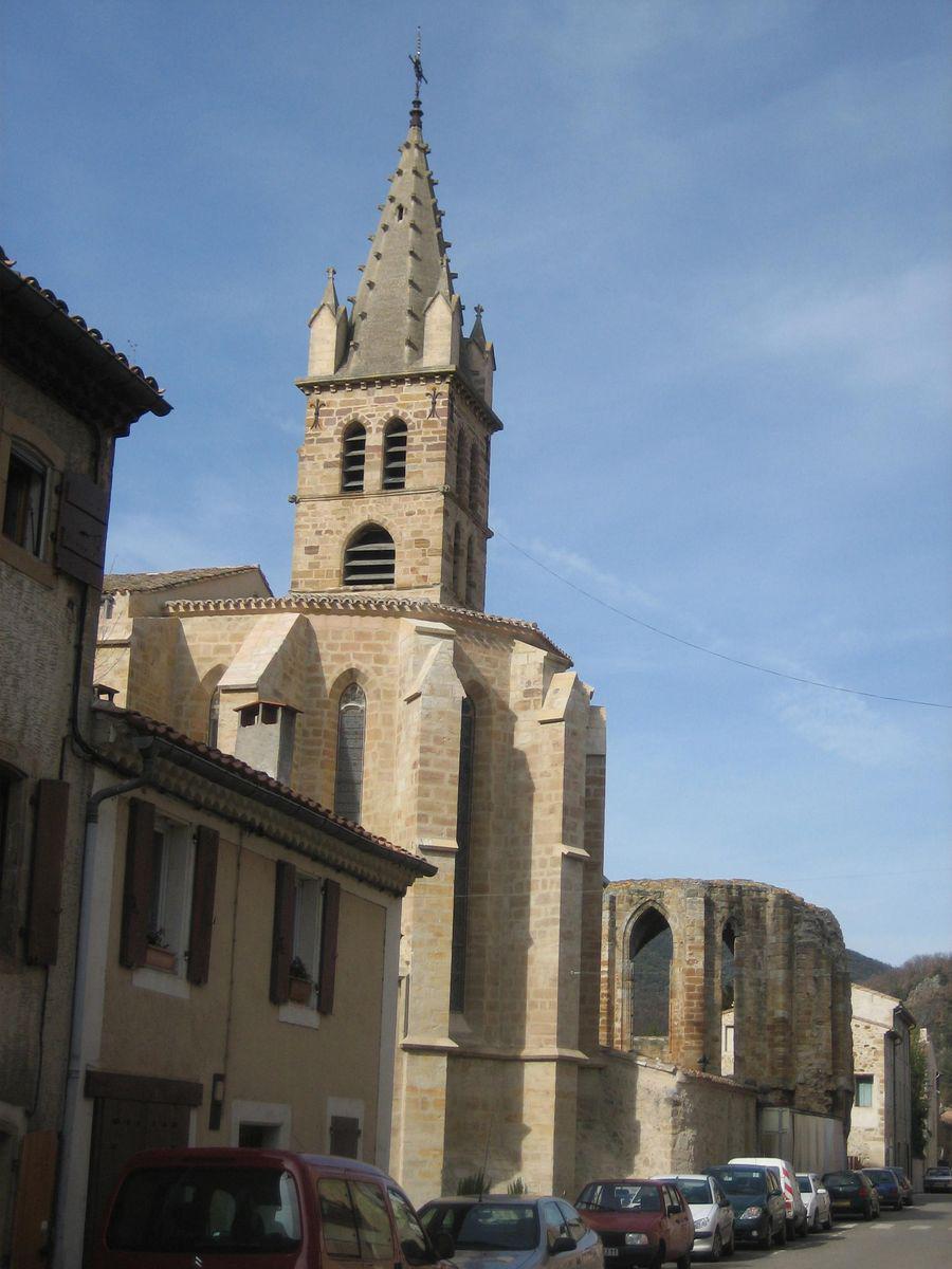 Abbaye d'Alet-les-Bains_Alet-les-Bains