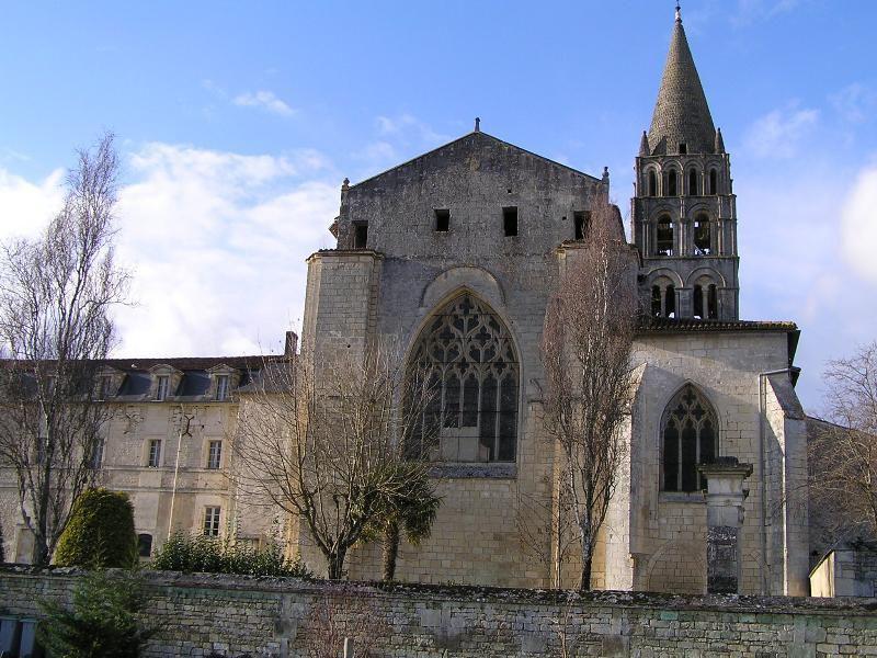 Abbaye de Bassac_Bassac