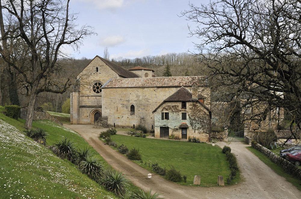 Abbaye de Beaulieu-en-Rouergue_Ginals